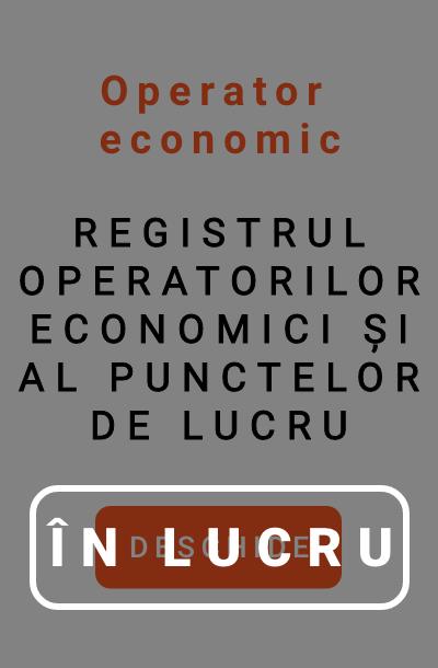 OPERATOR ECONOMIC 3 – new